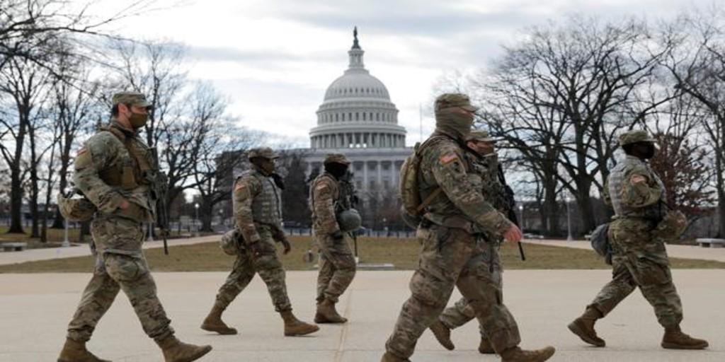 واشنگتن در حال آماده سازی است تا در برابر استقرار امنیت گسترده باز شود
