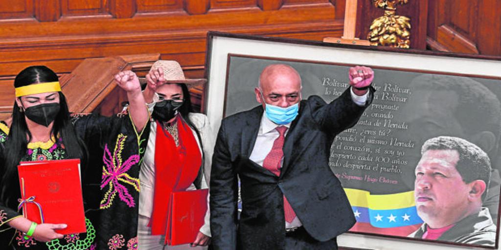 پارلمان چاویستا می خواهد دفتر دادستانی حکم بازداشت معاونان گوایدو را صادر کند